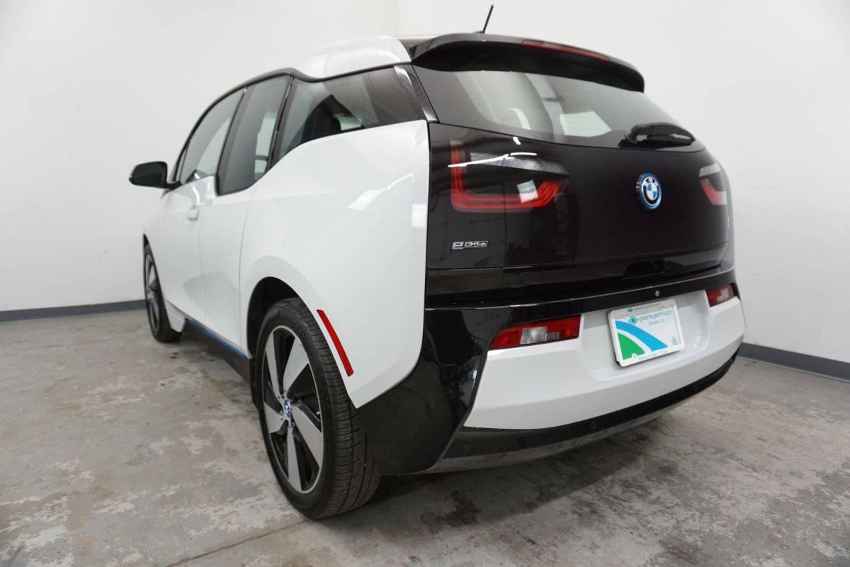 2017 BMW i3 WBY1Z8C31HV890892