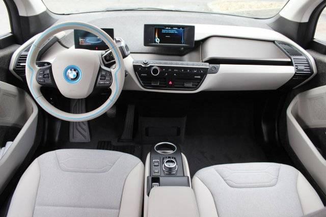 2017 BMW i3 WBY1Z8C35HV894685
