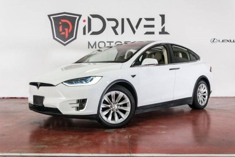 2016 Tesla Model X 5YJXCBE29GF018892