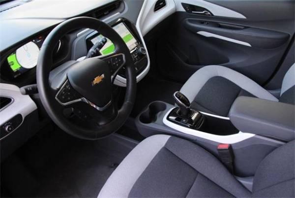 2017 Chevrolet Bolt 1G1FW6S07H4137569