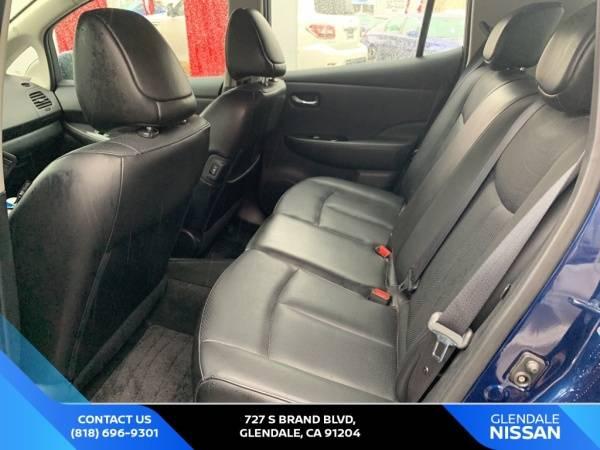 2016 Nissan LEAF 1N4BZ0CP4GC310836