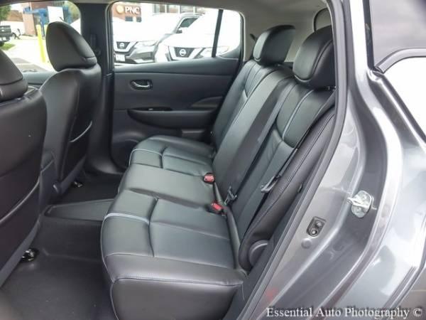 2019 Nissan LEAF 1N4BZ1CP7KC318315