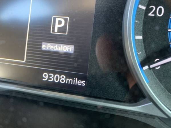 2019 Nissan LEAF 1N4AZ1CP8KC301132