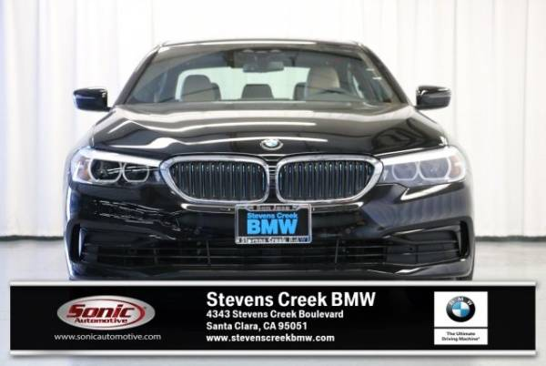 2019 BMW 5 Series WBAJA9C50KB399297