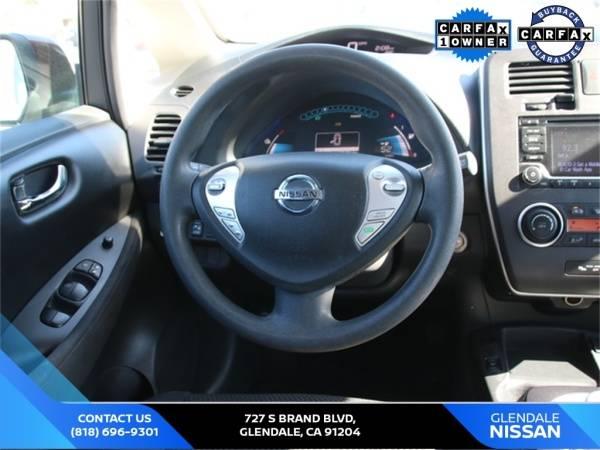 2016 Nissan LEAF 1N4AZ0CP4GC302022