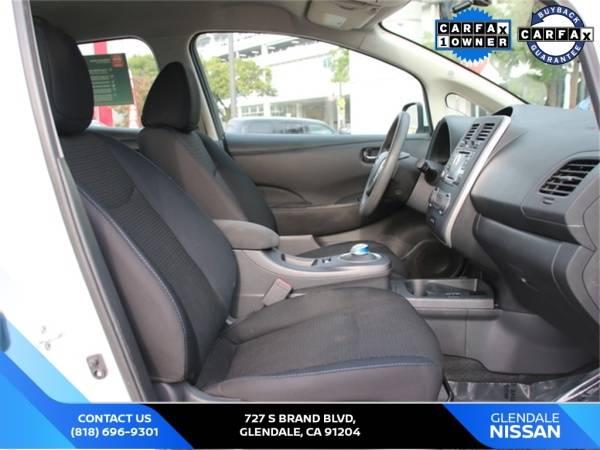 2016 Nissan LEAF 1N4AZ0CP2GC307946