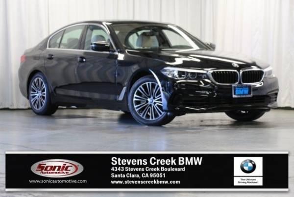2019 BMW 5 Series WBAJA9C54KB398539