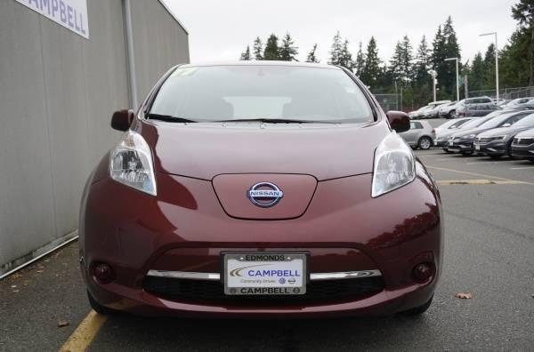 2017 Nissan LEAF 1N4BZ0CP4HC307789