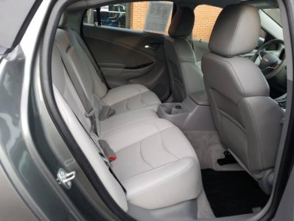 2017 Chevrolet VOLT 1G1RC6S52HU102732