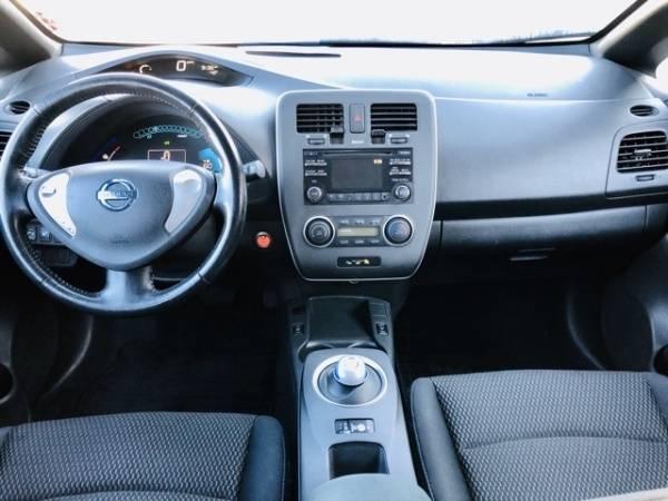 2013 Nissan LEAF 1N4AZ0CP6DC400528