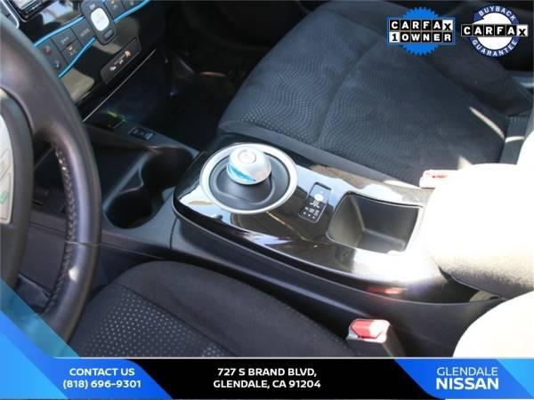 2016 Nissan LEAF 1N4BZ0CP8GC309432