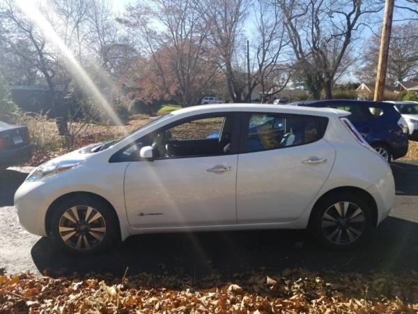 2016 Nissan LEAF 1N4BZ0CP6GC312345