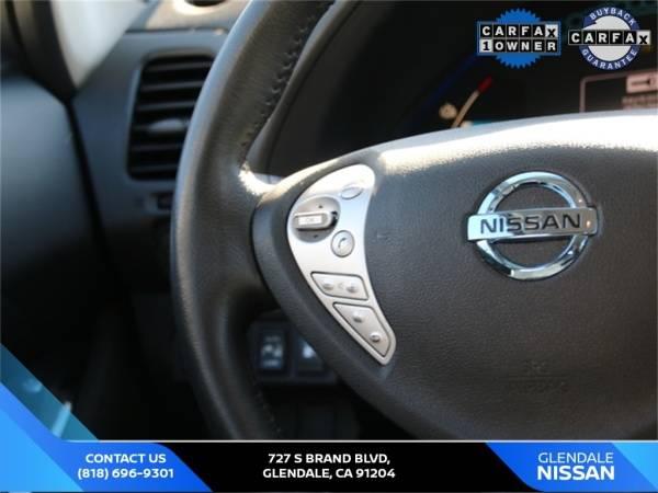2016 Nissan LEAF 1N4BZ0CP9GC309312