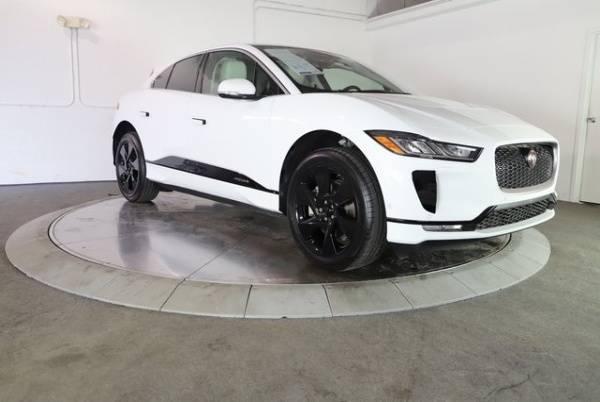 2019 Jaguar I-Pace SADHB2S1XK1F75323