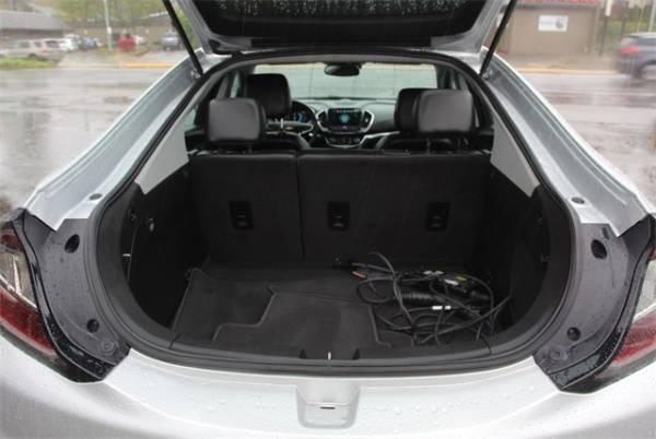 2017 Chevrolet VOLT 1G1RD6S52HU127711
