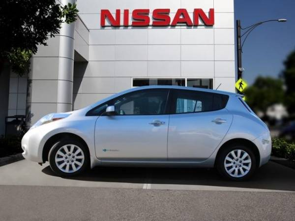 2016 Nissan LEAF 1N4AZ0CP4GC302179