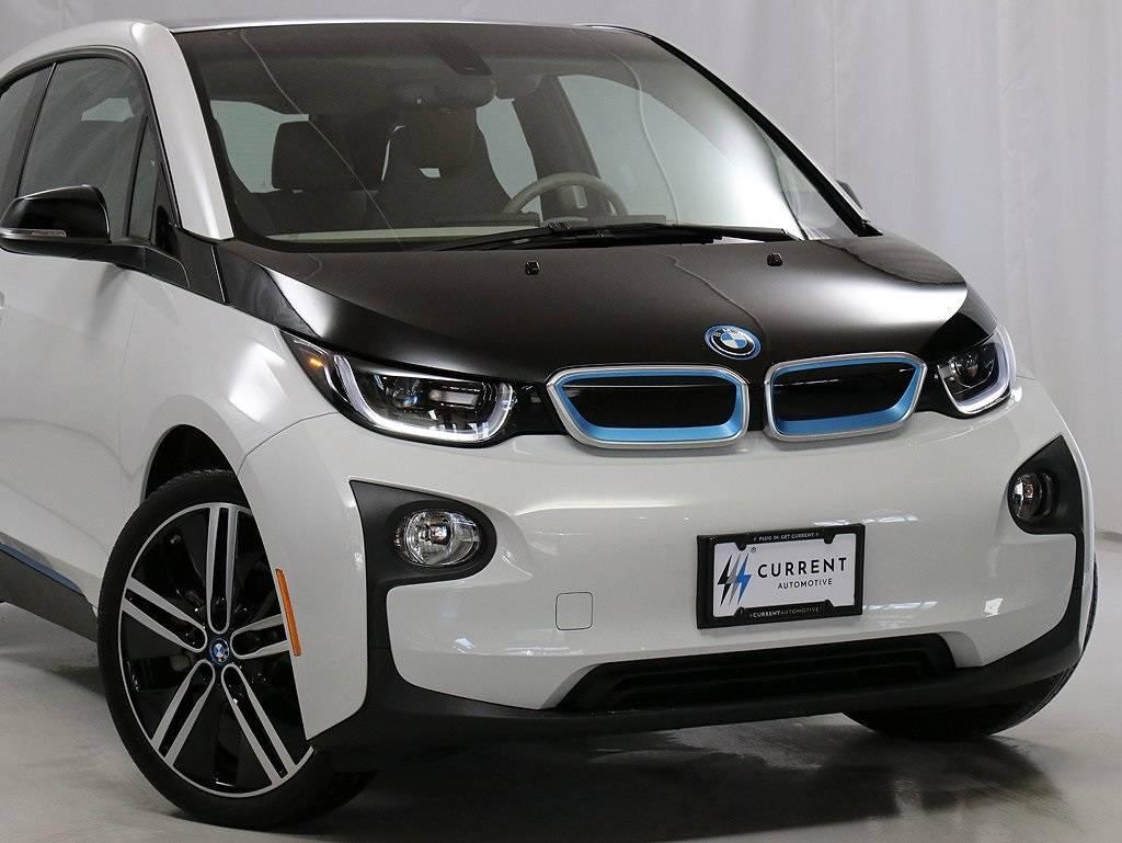 2015 BMW i3 WBY1Z2C54FV555590