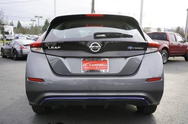 2018 Nissan LEAF 1N4AZ1CP5JC301569