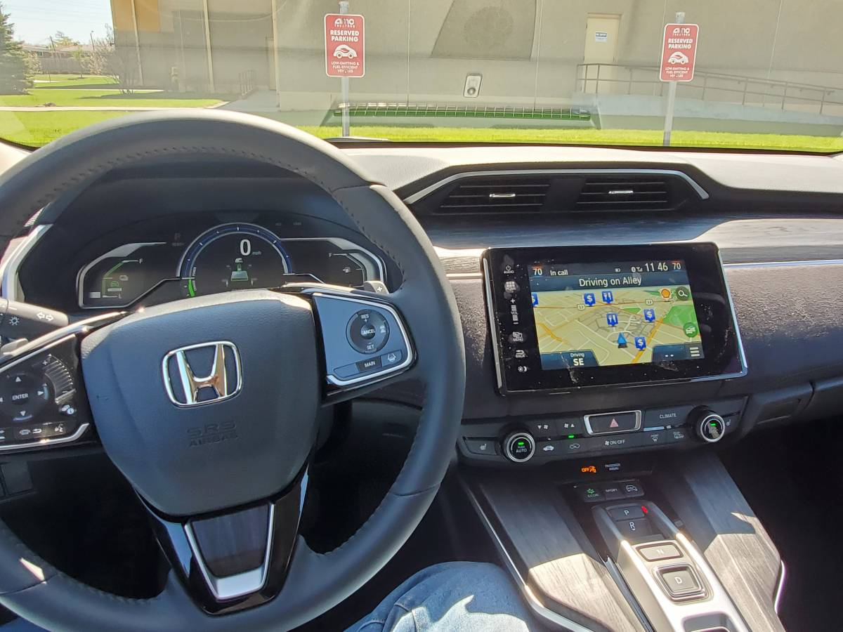 2018 Honda Clarity JHMZC5F34JC019761