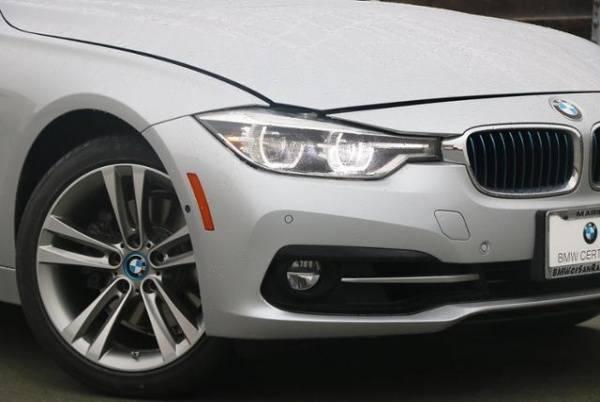 2017 BMW 3 Series WBA8E1C52HK895313