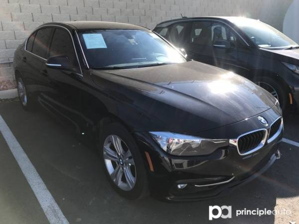 2017 BMW 3 Series WBA8E1C38HA156869