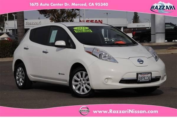 2016 Nissan LEAF 1N4AZ0CP9GC301321