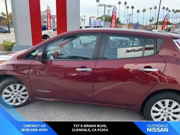 2017 Nissan LEAF 1N4BZ0CP9HC303110