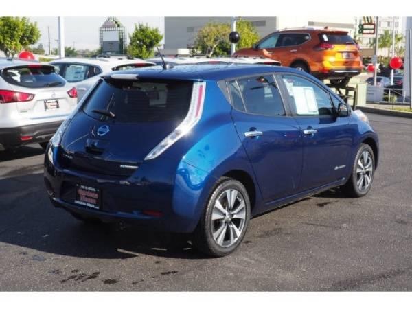 2017 Nissan LEAF 1N4BZ0CPXHC310177