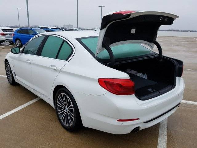 2020 BMW 5 Series WBAJB1C09LCD37639