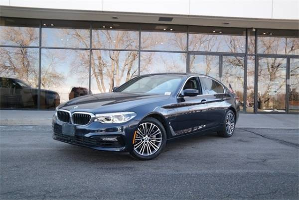 2018 BMW 5 Series WBAJB1C54JB085195