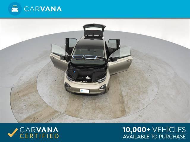 2017 BMW i3 WBY1Z8C34HV893737