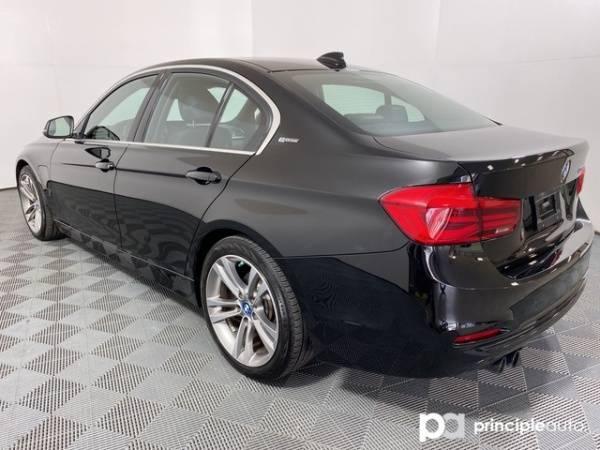 2018 BMW 3 Series WBA8E1C51JA167557
