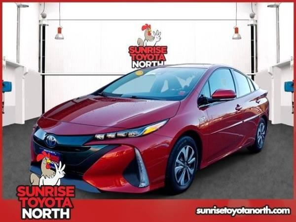 2017 Toyota Prius Prime JTDKARFPXH3001665