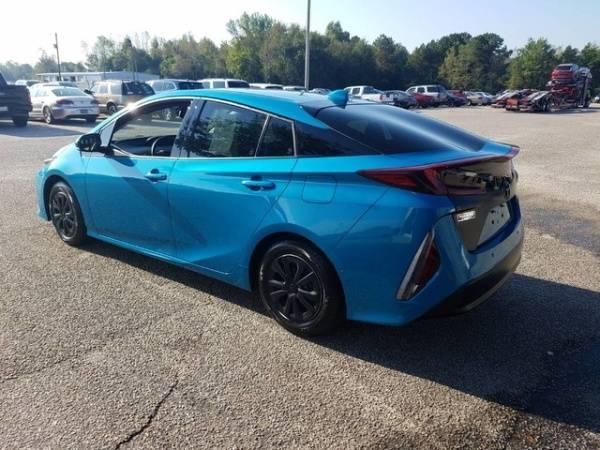 2017 Toyota Prius Prime JTDKARFP4H3034340
