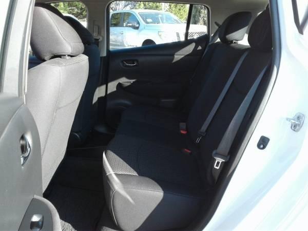 2016 Nissan LEAF 1N4AZ0CP3GC302349