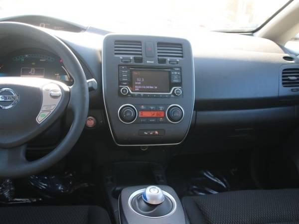 2016 Nissan LEAF 1N4AZ0CP1GC308408