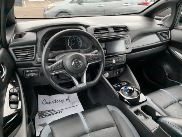 2018 Nissan LEAF 1N4AZ1CP6JC313861
