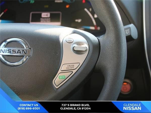 2016 Nissan LEAF 1N4AZ0CP9GC304400