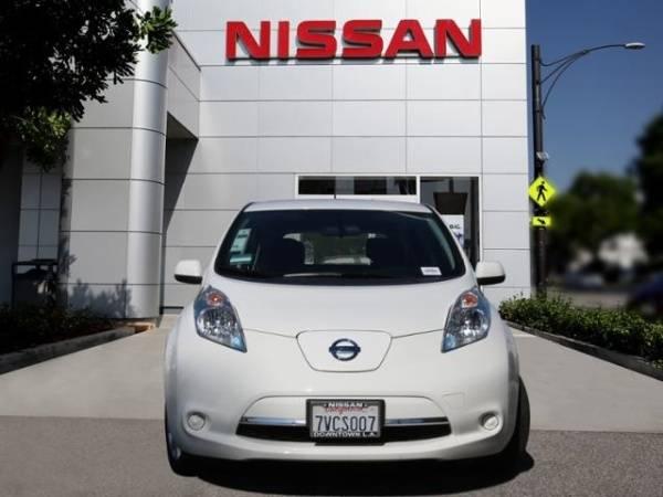 2016 Nissan LEAF 1N4AZ0CP4GC307558