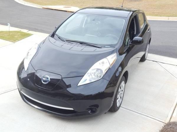 2015 Nissan LEAF 1N4AZ0CP6FC313537