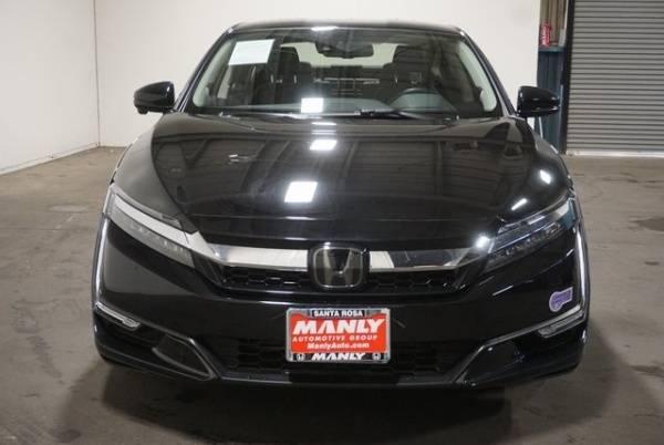 2019 Honda Clarity JHMZC5F32KC000661