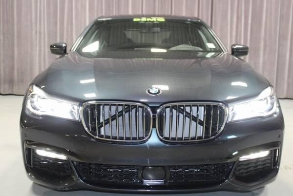 2019 BMW 7 Series WBA7J2C56KB246375