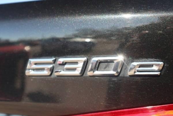 2018 BMW 5 Series WBAJB1C52JB085499