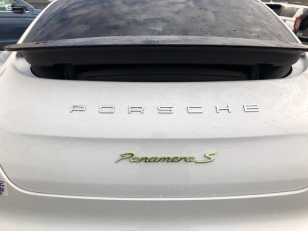 2015 Porsche Panamera WP0AD2A73FL040533