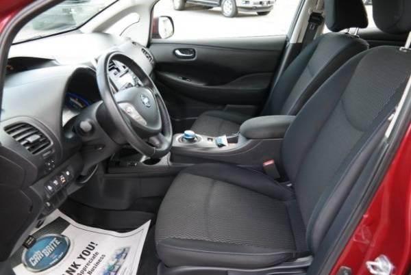 2014 Nissan LEAF 1N4AZ0CP9EC334543