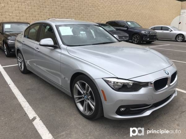 2017 BMW 3 Series WBA8E1C33HA029298