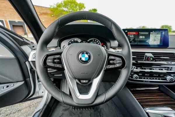 2019 BMW 5 Series WBAJB1C59KB376888