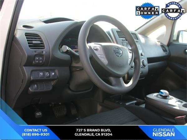 2016 Nissan LEAF 1N4AZ0CP6GC300322