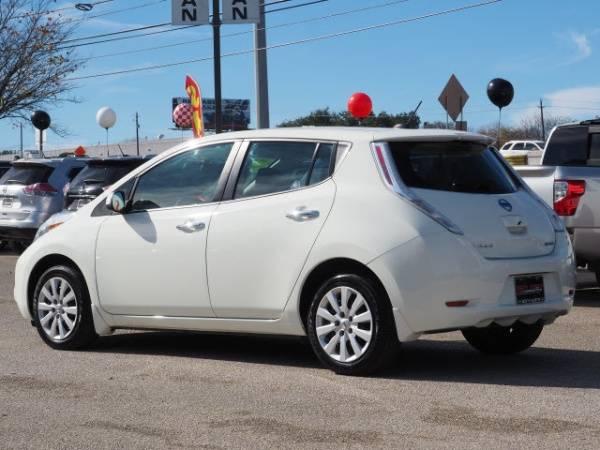 2016 Nissan LEAF 1N4AZ0CPXGC311923