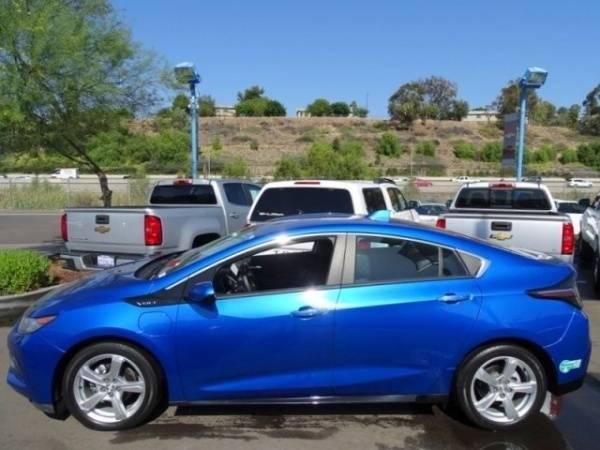 2017 Chevrolet VOLT 1G1RC6S54HU114767
